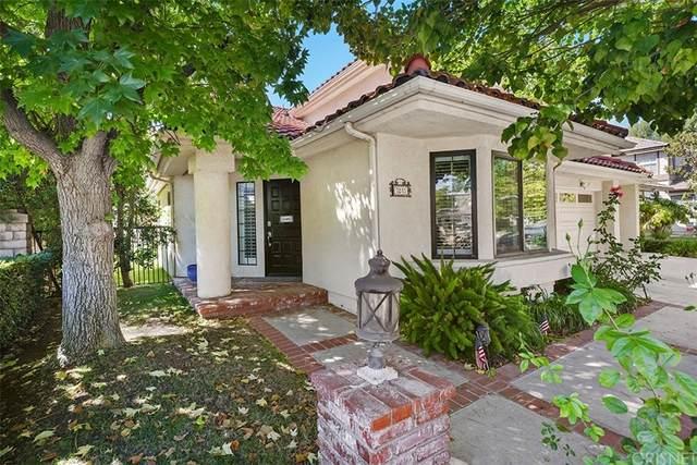 7815 Valley Flores Drive, West Hills, CA 91304 (#SR21202225) :: Zutila, Inc.