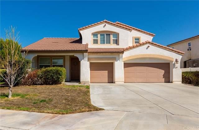 1253 Sandy Nook, San Jacinto, CA 92582 (#SW21202277) :: RE/MAX Empire Properties