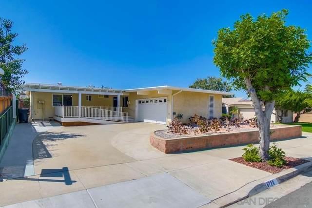 6720 Clara Lee, San Diego, CA 92120 (#210026143) :: Cane Real Estate