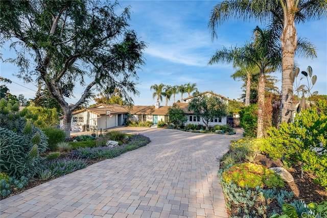 26722 Eastvale Road, Palos Verdes Peninsula, CA 90274 (#SB21199555) :: Wendy Rich-Soto and Associates