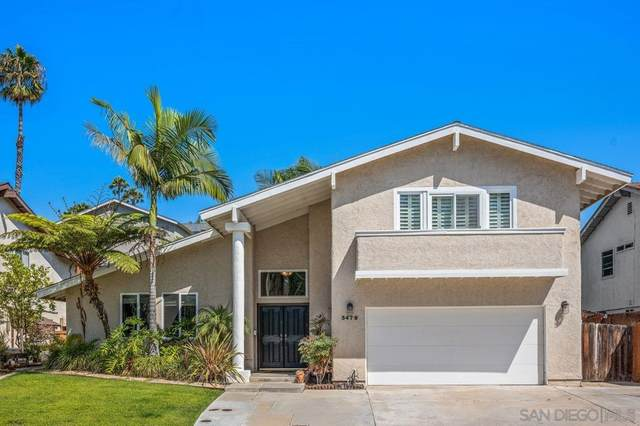 3479 Via Beltran, San Diego, CA 92117 (#210026147) :: Steele Canyon Realty
