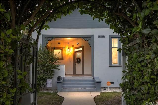 2728 19th Street, Bakersfield, CA 93301 (#NS21203196) :: Jett Real Estate Group