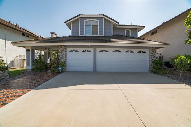 2339 Quail Glen Drive, Chino Hills, CA 91709 (#OC21203079) :: Corcoran Global Living