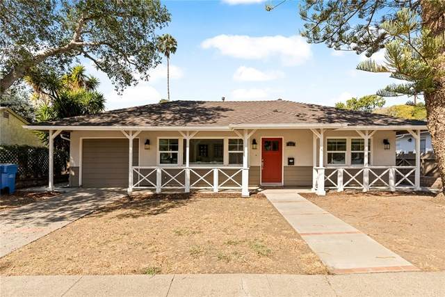 258 Cuesta Drive, San Luis Obispo, CA 93405 (MLS #SC21203201) :: The Zia Group