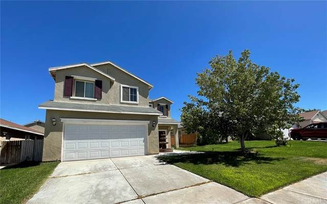 13687 Ashmont Street, Victorville, CA 92392 (#WS21203194) :: The Marelly Group   Sentry Residential