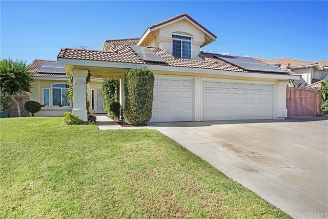 6884 Trinity Place, Rancho Cucamonga, CA 91701 (#CV21202136) :: Mainstreet Realtors®