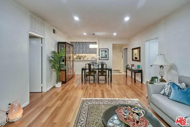 729 S Hobart Boulevard #16, Los Angeles (City), CA 90005 (#21783948) :: Steele Canyon Realty