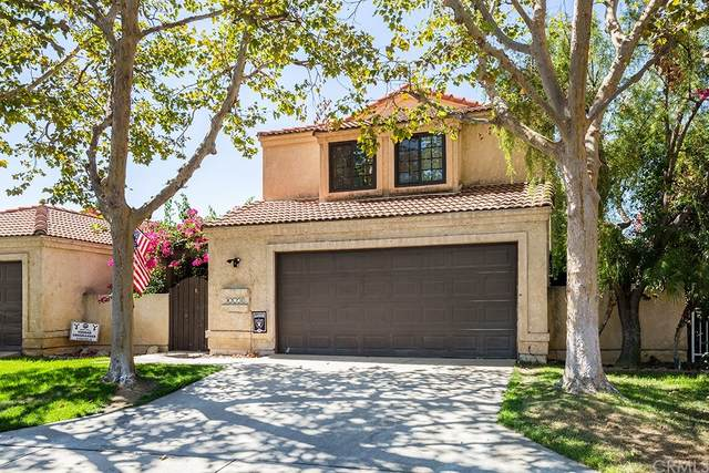 8570 Creekside Place, Rancho Cucamonga, CA 91730 (#IG21203330) :: Mainstreet Realtors®