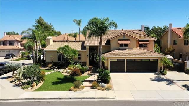 14413 Muscadine Lane, Chino Hills, CA 91709 (#TR21168126) :: Corcoran Global Living