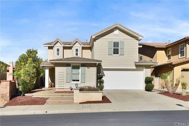 16715 Fern Leaf Street, Chino Hills, CA 91709 (#TR21200791) :: Corcoran Global Living