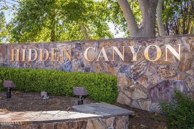 392 Via Colinas, Westlake Village, CA 91362 (#221005050) :: Robyn Icenhower & Associates
