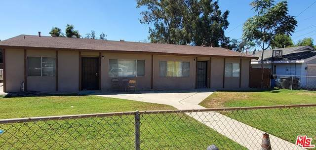 1158 W 10Th Street, Pomona, CA 91766 (#21781180) :: The Marelly Group | Sentry Residential