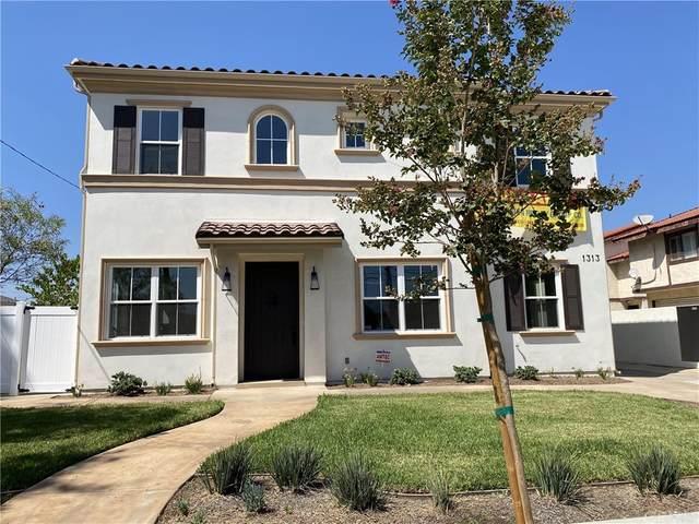 1313 S Palm Avenue, San Gabriel, CA 91776 (#WS21202515) :: Corcoran Global Living