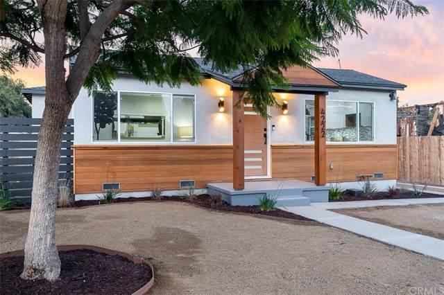 4222 Mclaughlin Avenue, Culver City, CA 90066 (#BB21202867) :: Millman Team