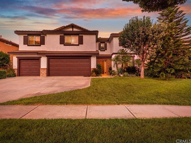 697 John Drive, Corona, CA 92879 (#PW21195680) :: A|G Amaya Group Real Estate