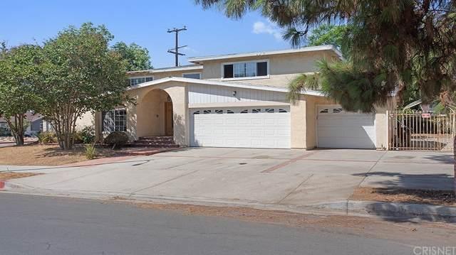 9501 Yolanda Avenue, Northridge, CA 91324 (#SR21203390) :: Cochren Realty Team | KW the Lakes