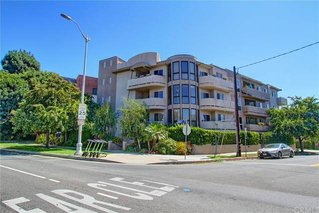 11766 W Sunset Boulevard #201, Brentwood, CA 90049 (MLS #RS21203461) :: The Zia Group
