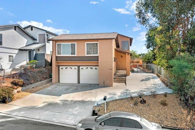 5659 Calle Sal Si Puedes, Paradise Hills, CA 92139 (#NDP2110687) :: Corcoran Global Living