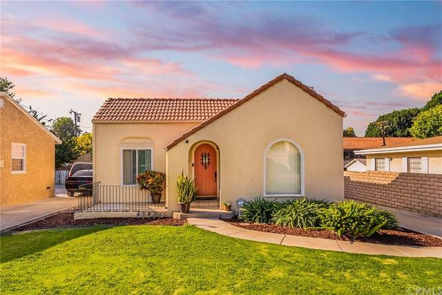 13416 Russell Street, Whittier, CA 90602 (#TR21202652) :: Steele Canyon Realty