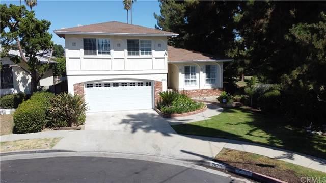 20211 Gifford Street, Winnetka, CA 91306 (#CV21203448) :: Steele Canyon Realty