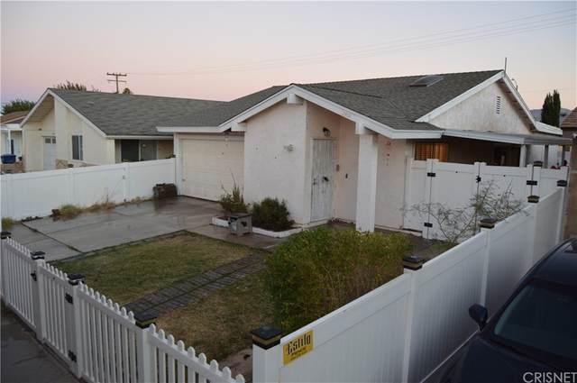2912 E Avenue R7, Palmdale, CA 93550 (#SR21203488) :: eXp Realty of California Inc.