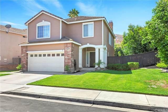 4405 Foxrun Drive, Chino Hills, CA 91709 (#PW21198918) :: Corcoran Global Living