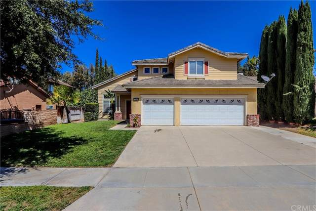 1075 Silvercreek Road, Corona, CA 92882 (#PW21202558) :: The Marelly Group | Sentry Residential