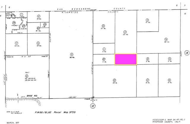 0 End Of Keissel Road, Colton, CA 92324 (#EV21203505) :: Zen Ziejewski and Team