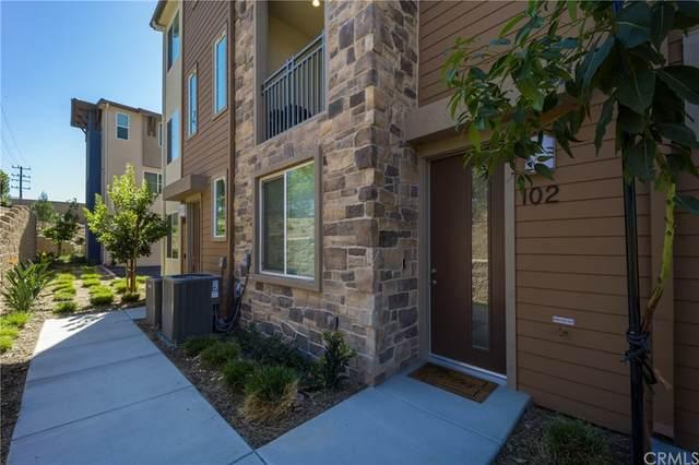 641 Savi Drive #102, Corona, CA 92878 (#SW21203256) :: A|G Amaya Group Real Estate