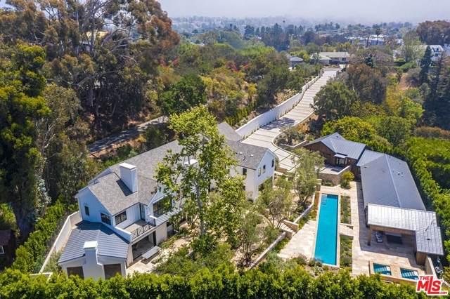 937 Las Lomas Avenue, Pacific Palisades, CA 90272 (MLS #21783828) :: The Zia Group