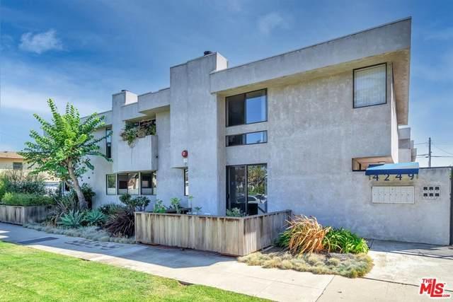 4249 East Boulevard #6, Culver City, CA 90066 (#21783334) :: Millman Team