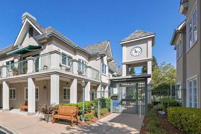 1 Edith Avenue A204, Los Altos, CA 94022 (#ML81862702) :: Blake Cory Home Selling Team