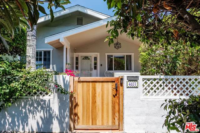 4857 Clinton Street, Los Angeles (City), CA 90004 (#21779658) :: Rogers Realty Group/Berkshire Hathaway HomeServices California Properties
