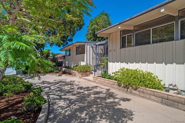 2316 Juan Street, San Diego, CA 92103 (#210026187) :: Steele Canyon Realty