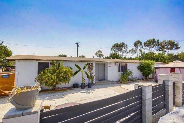 2215 Sweetwater Road, Spring Valley, CA 91977 (#PTP2106536) :: Steele Canyon Realty