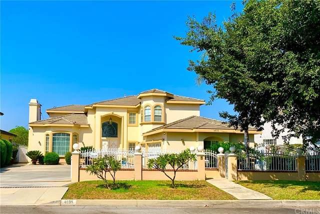 4935 Doreen Avenue, Temple City, CA 91780 (#AR21203633) :: Steele Canyon Realty