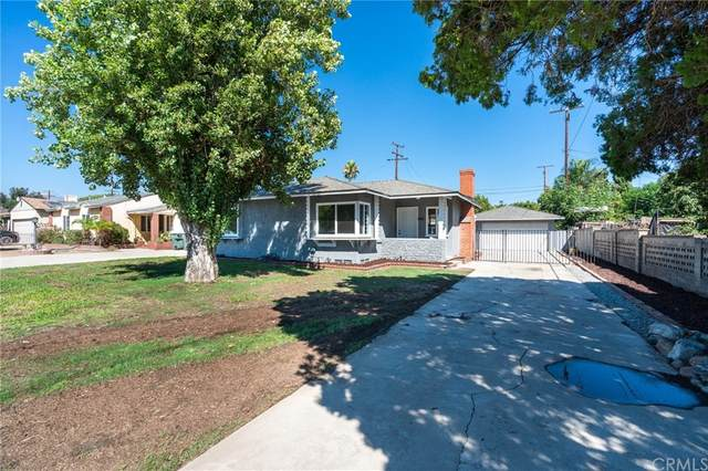 2064 Titus Avenue, Pomona, CA 91766 (#OC21203661) :: The Marelly Group | Sentry Residential
