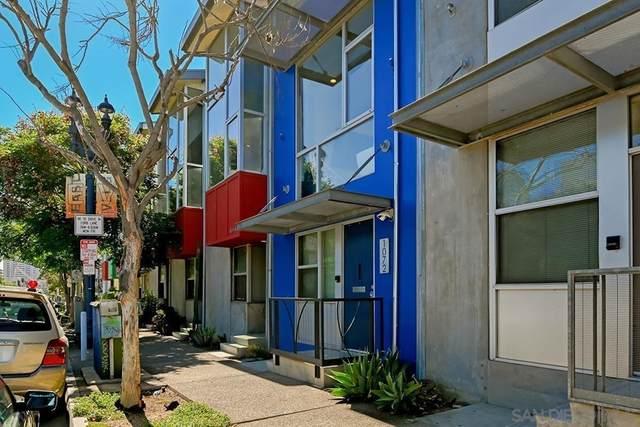 1072 F Street, San Diego, CA 92101 (#210026194) :: Better Living SoCal