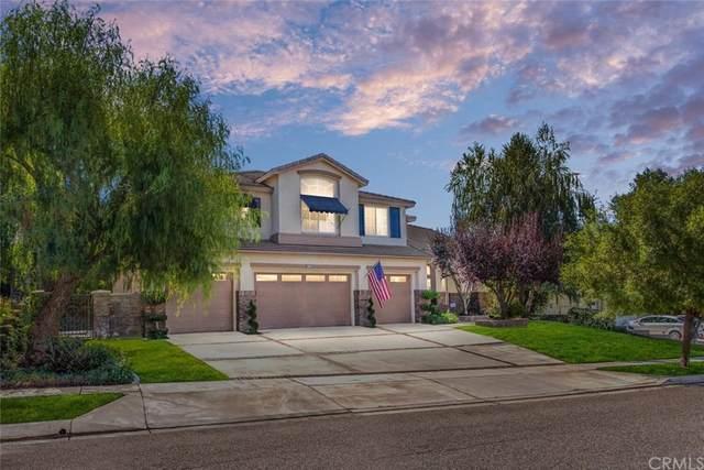 13385 Canyon Heights Drive, Yucaipa, CA 92399 (#IV21203609) :: RE/MAX Empire Properties