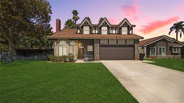 13930 Monterra Avenue, Fontana, CA 92337 (#CV21203649) :: Mainstreet Realtors®