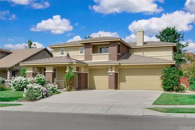 11727 Silver Hawk Drive, Yucaipa, CA 92399 (#EV21203642) :: RE/MAX Empire Properties