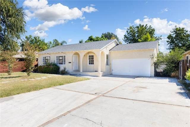8336 Calvin Avenue, Northridge, CA 91324 (#SR21203717) :: Steele Canyon Realty