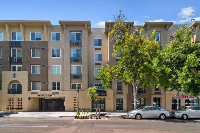 1970 Columbia St #510, San Diego, CA 92101 (#210026208) :: Better Living SoCal