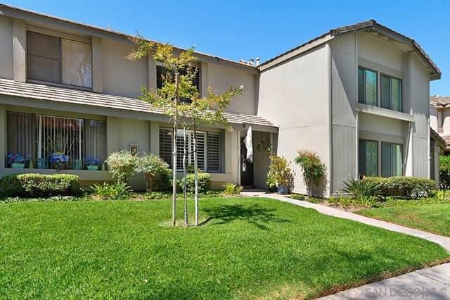 9859 Park Crest Ln, San Diego, CA 92124 (#210026214) :: Corcoran Global Living