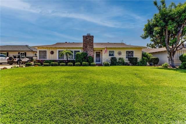 1158 E Cypress Avenue, Glendora, CA 91741 (#CV21203246) :: Robyn Icenhower & Associates