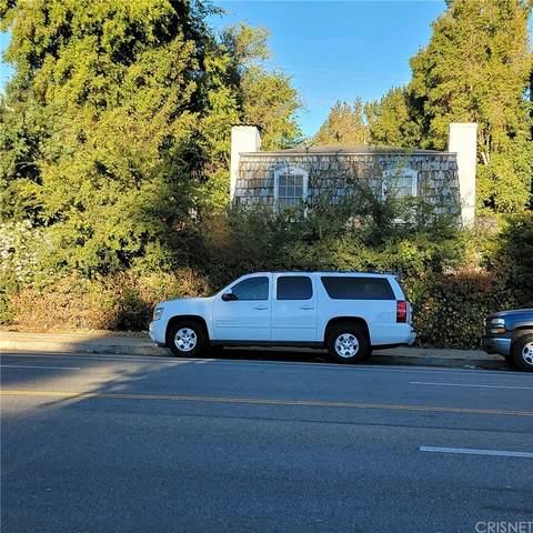 5044 Laurel Canyon Boulevard, Valley Village, CA 91607 (#SR21203457) :: Jett Real Estate Group