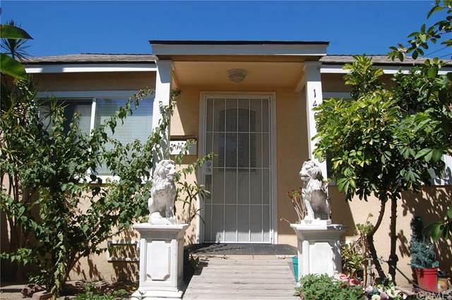 1401 E 59th Street, Long Beach, CA 90805 (#OC21203366) :: Steele Canyon Realty