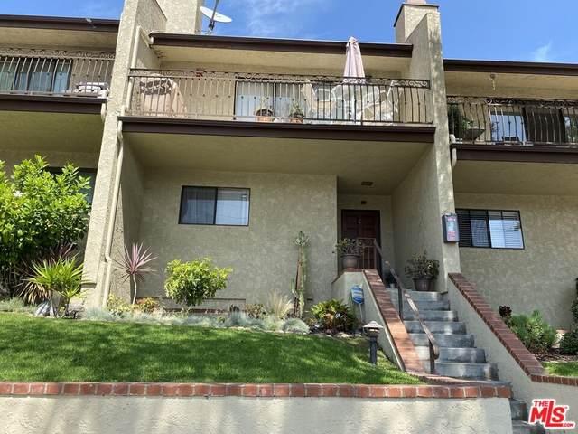 2101 Grant Avenue C, Redondo Beach, CA 90278 (#21784128) :: Go Gabby