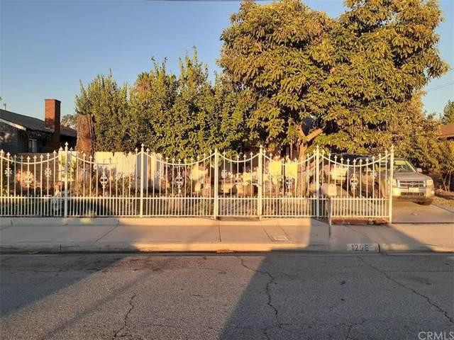 1206 Glen Avenue, Pomona, CA 91768 (#MB21203763) :: The Marelly Group | Sentry Residential