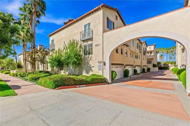 503 Anderson Way A, San Gabriel, CA 91776 (#AR21203762) :: Corcoran Global Living